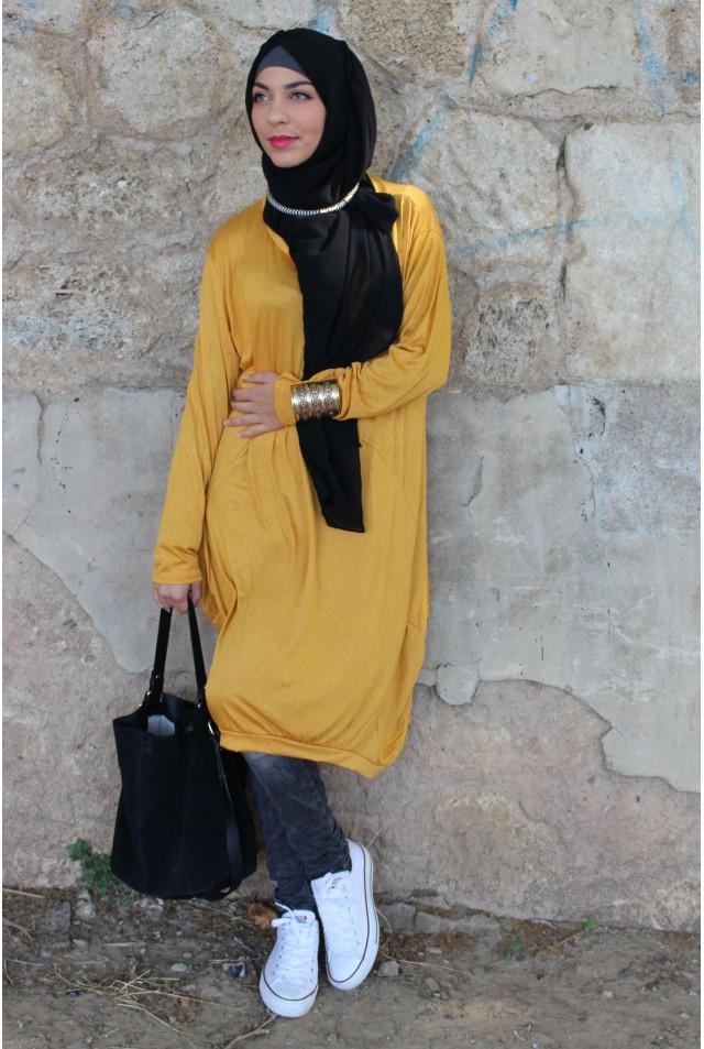 بالصور لباس محجبات عصري , احدث ملابس للمحتشمات 2477 4