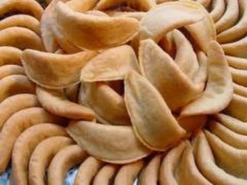 صور كعب الغزال المغربي , تحضير حلويات العيد