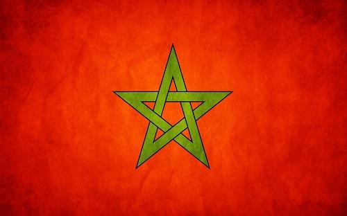 بالصور علم المغرب , الراية الرسمية للمملكة المغربية بالصور 2482 5