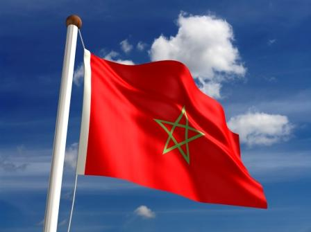 صوره علم المغرب , الراية الرسمية للمملكة المغربية بالصور