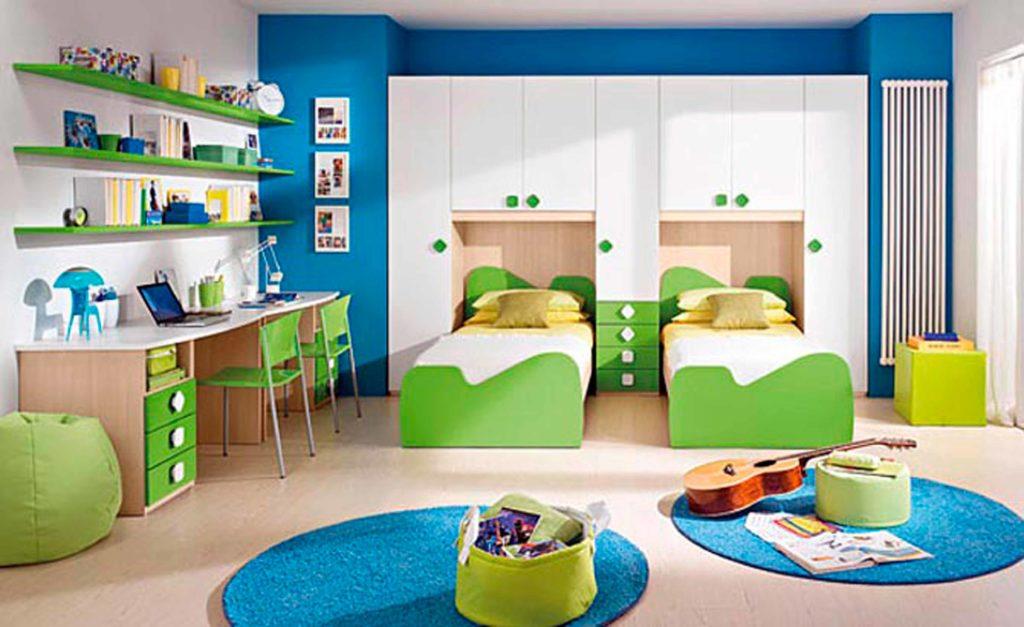 بالصور غرف نوم اطفال 2019 , موديلات لغرفة الاطفال 2489 3