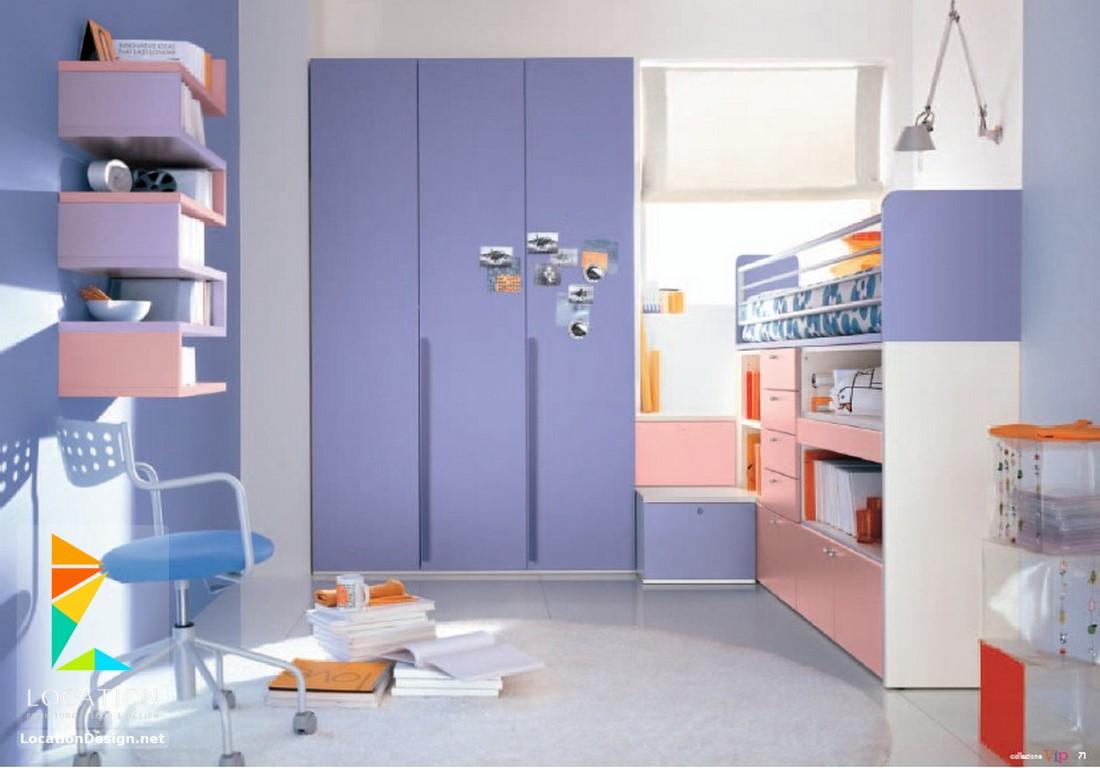 بالصور غرف نوم اطفال 2019 , موديلات لغرفة الاطفال 2489 6