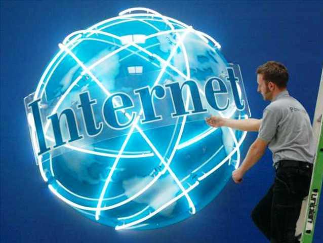 صور تعبير عن الانترنت , اهمية الانترنت فى تبدل المعلومات