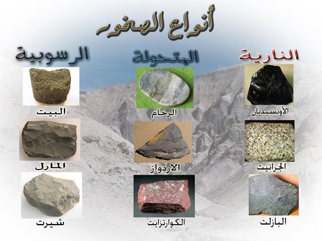 بالصور انواع الصخور , هناك ثلاث انواع لصخور 2541