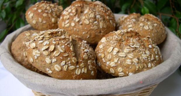 صوره خبز الشوفان , طريقه سهله وسريعه لعمل خبز الشوفان