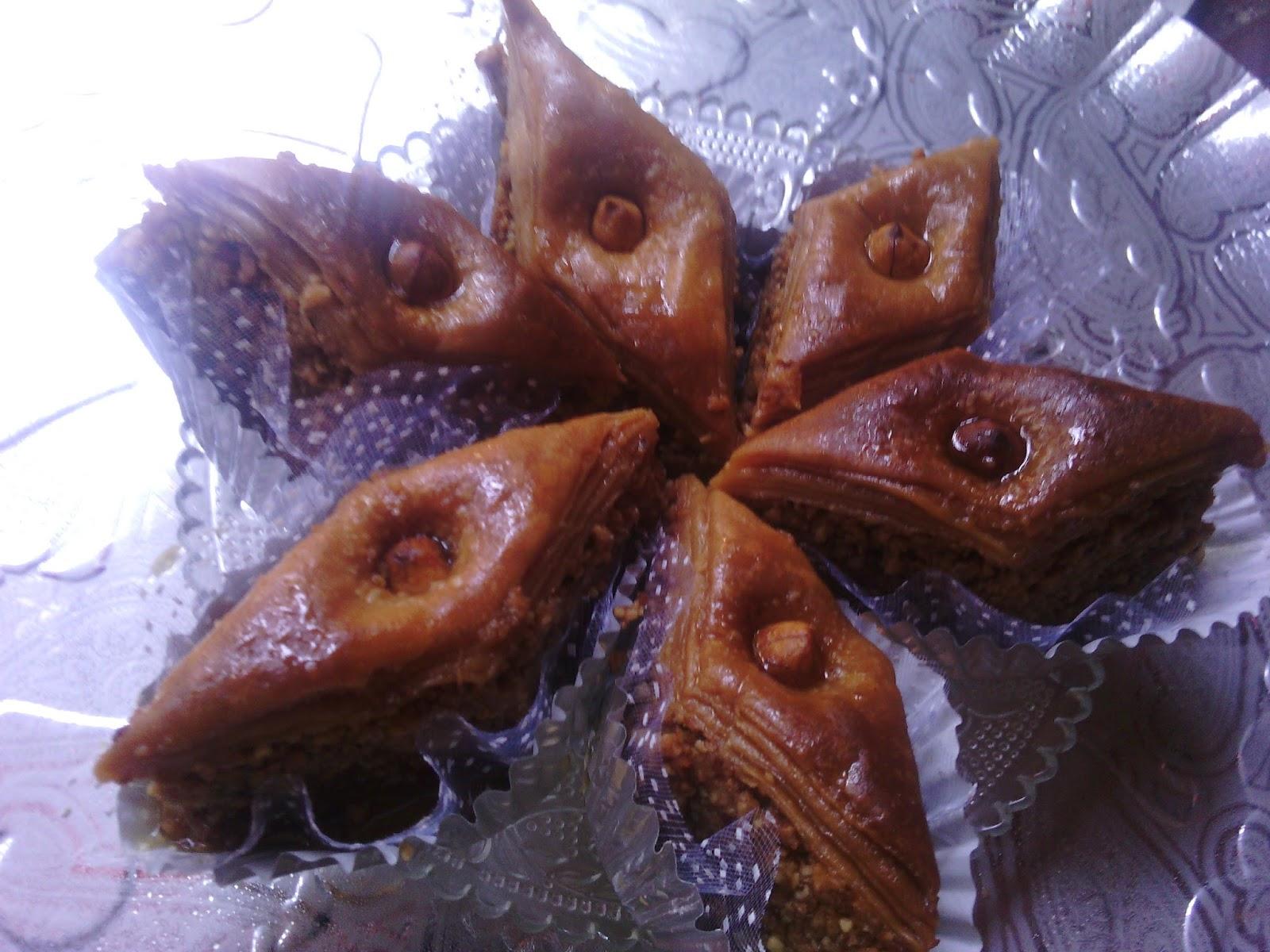 صوره وصفات قاطو , طريقة عمل حلويات سهله وسريعه