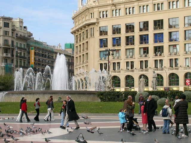 صورة الاماكن السياحية في برشلونة , اجمل اماكن ببرشلونة