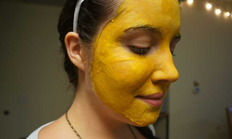 صور فوائد الكركم للوجه , الكركم لزيادة نطارة الوجه
