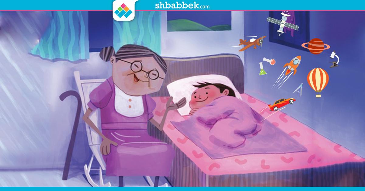 صوره حدوتة قبل النوم للاطفال , اروع قصص قبل النوم
