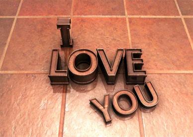 بالصور كلمة بحبك مزخرفة , اجمل كلمه في الوجود بحبك 2725 4