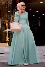بالصور فساتين محجبات تركى , اروع الموديلات للملابس التركية للنساء المحجبة 1009 3