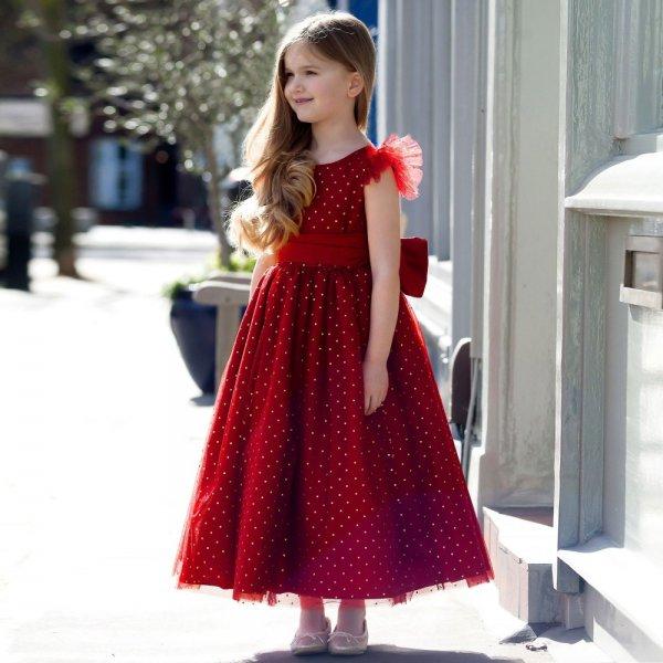 بالصور موديلات فساتين اطفال , فستان بنات 1047 1