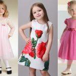 موديلات فساتين اطفال , فستان بنات