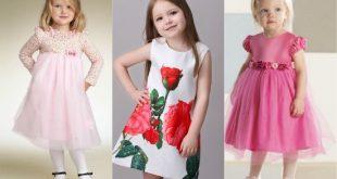 صوره موديلات فساتين اطفال , فستان بنات