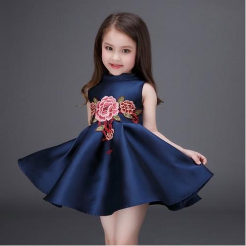 بالصور موديلات فساتين اطفال , فستان بنات 1047 2