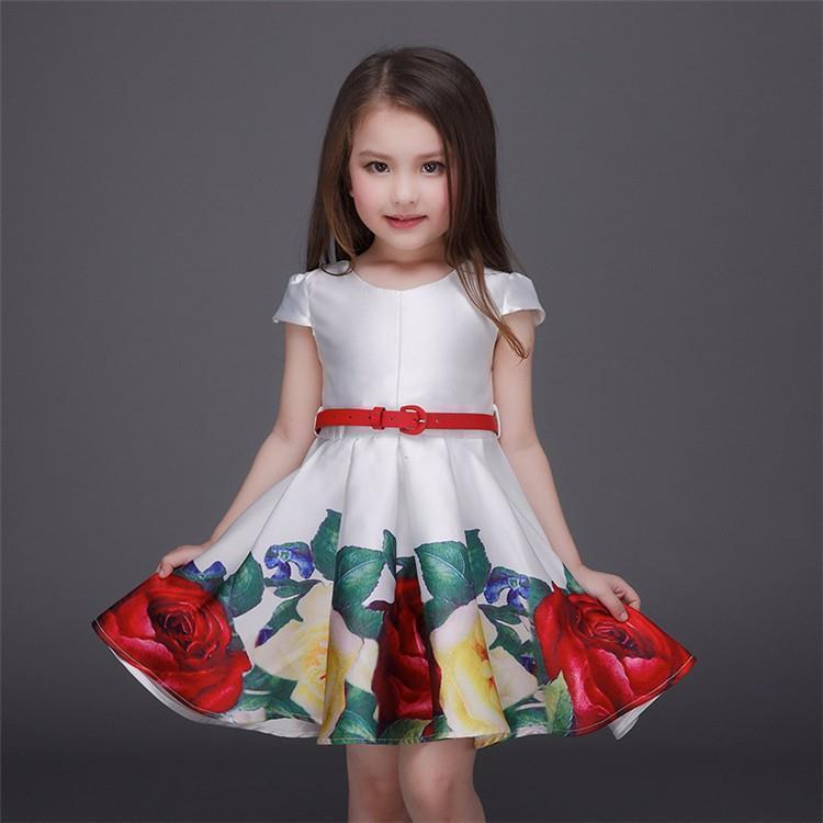 بالصور موديلات فساتين اطفال , فستان بنات 1047 3