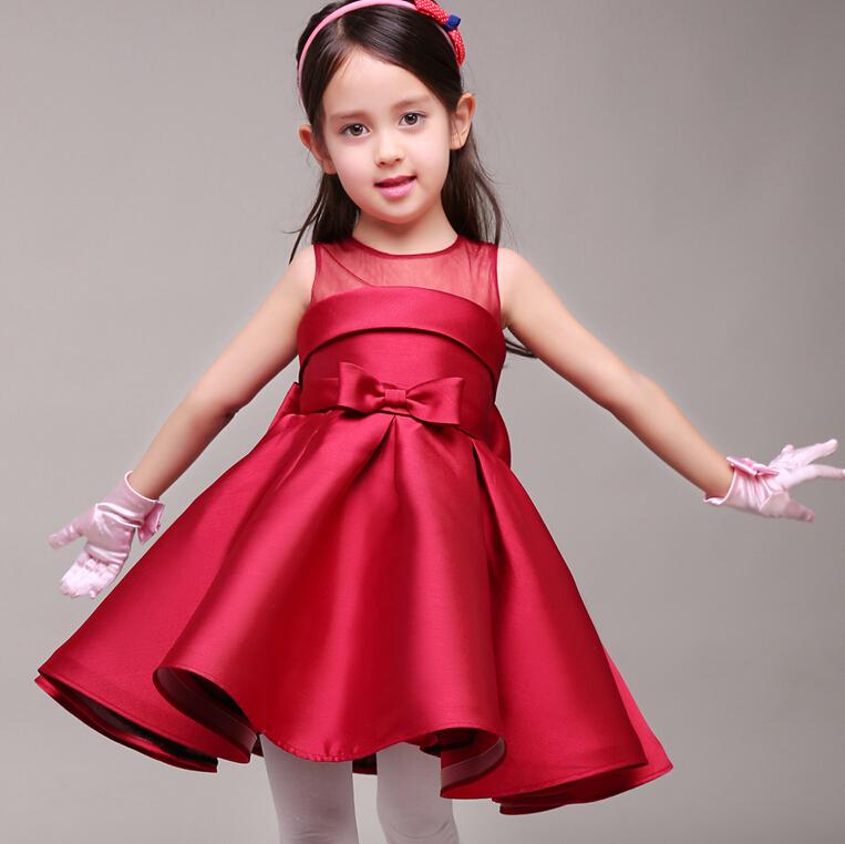 بالصور موديلات فساتين اطفال , فستان بنات 1047 5
