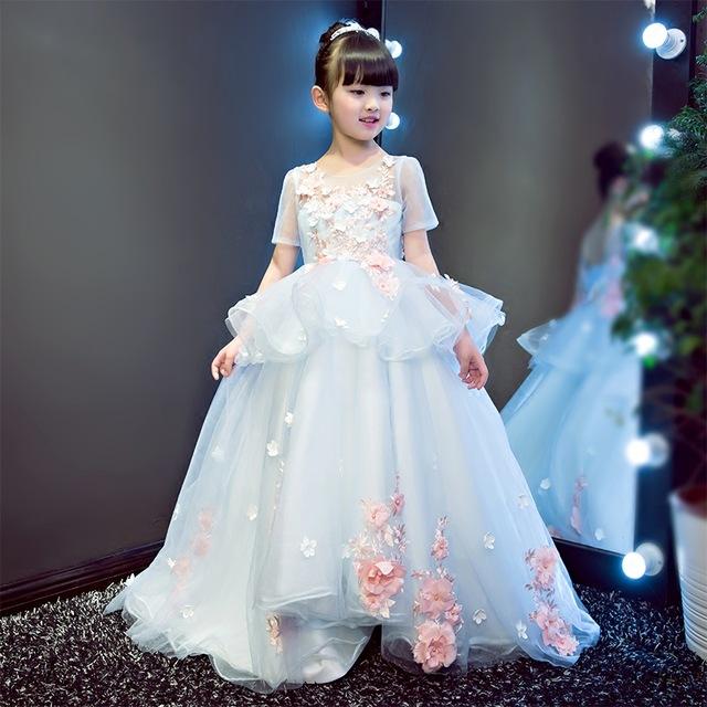 بالصور موديلات فساتين اطفال , فستان بنات 1047 6
