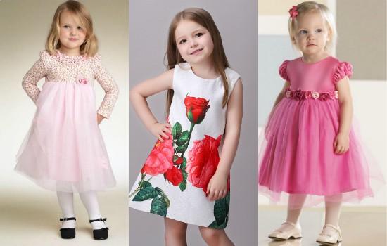 بالصور موديلات فساتين اطفال , فستان بنات 1047