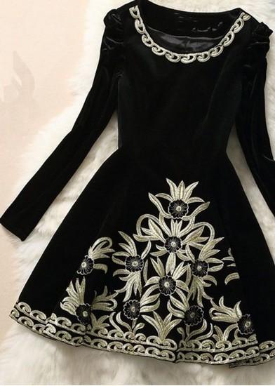 بالصور فساتين سهرات قصيرة , فستان سواريه 1092 5