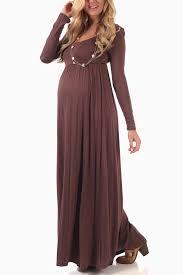 بالصور فساتين حوامل فخمه طويله , ملابس للنساء 1169 2