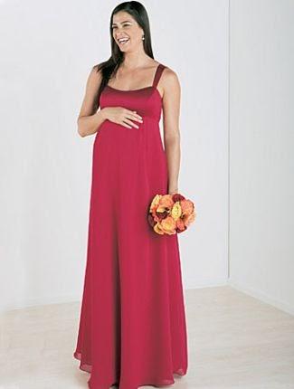 بالصور فساتين حوامل فخمه طويله , ملابس للنساء 1169 4