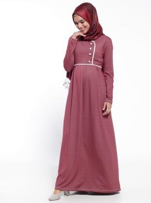 بالصور فساتين حوامل فخمه طويله , ملابس للنساء 1169 5