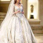 فساتين زفاف زهير مراد , فخامة الابيض
