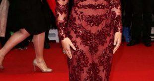 صورة فساتين ممثلات , فستان رائع