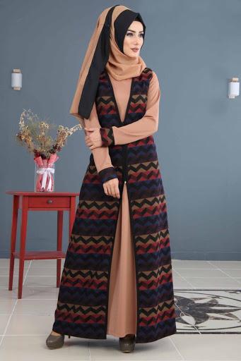 بالصور ازياء محجبات , تصاميم ملابس للفتاة المحجبة 1224 1