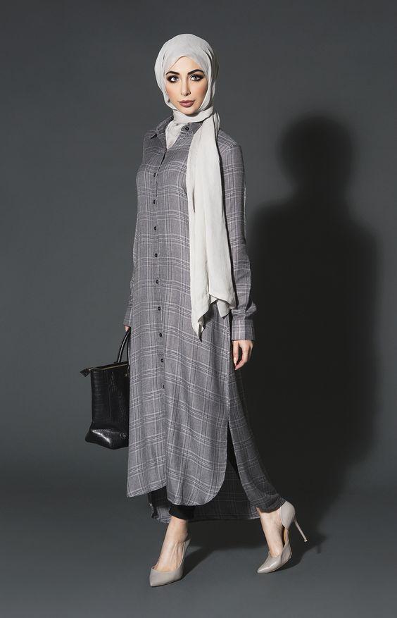 بالصور ازياء محجبات , تصاميم ملابس للفتاة المحجبة 1224 2