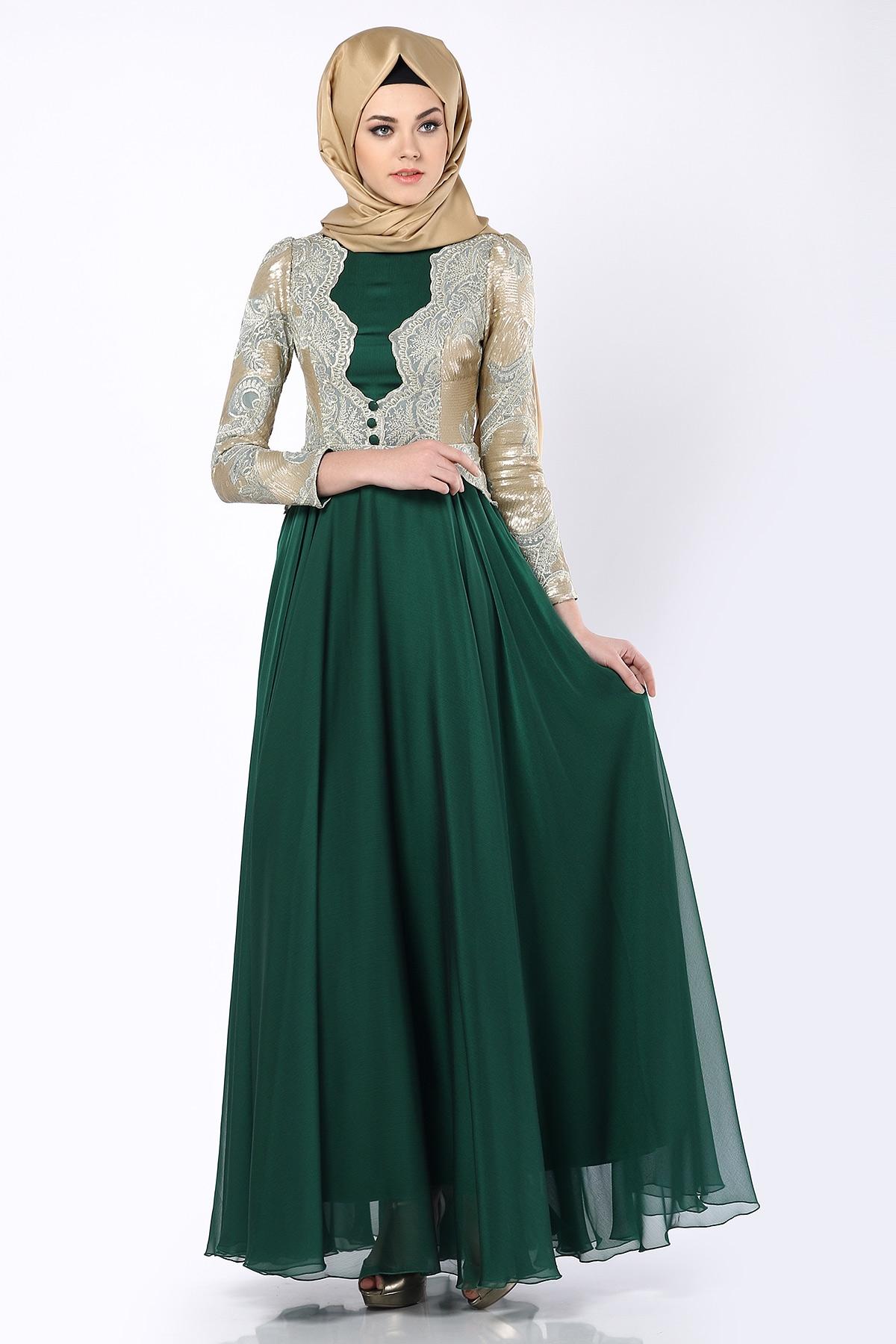 بالصور ازياء محجبات , تصاميم ملابس للفتاة المحجبة 1224 5