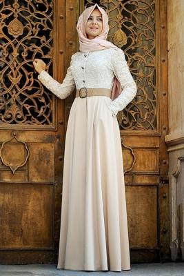 بالصور ازياء محجبات , تصاميم ملابس للفتاة المحجبة 1224 9