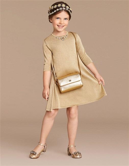صوره فساتين اطفال للمناسبات , فستان شياكة للبنوتة الصغيرة
