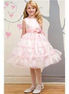 بالصور فساتين اطفال للمناسبات , فستان شياكة للبنوتة الصغيرة 1228 3