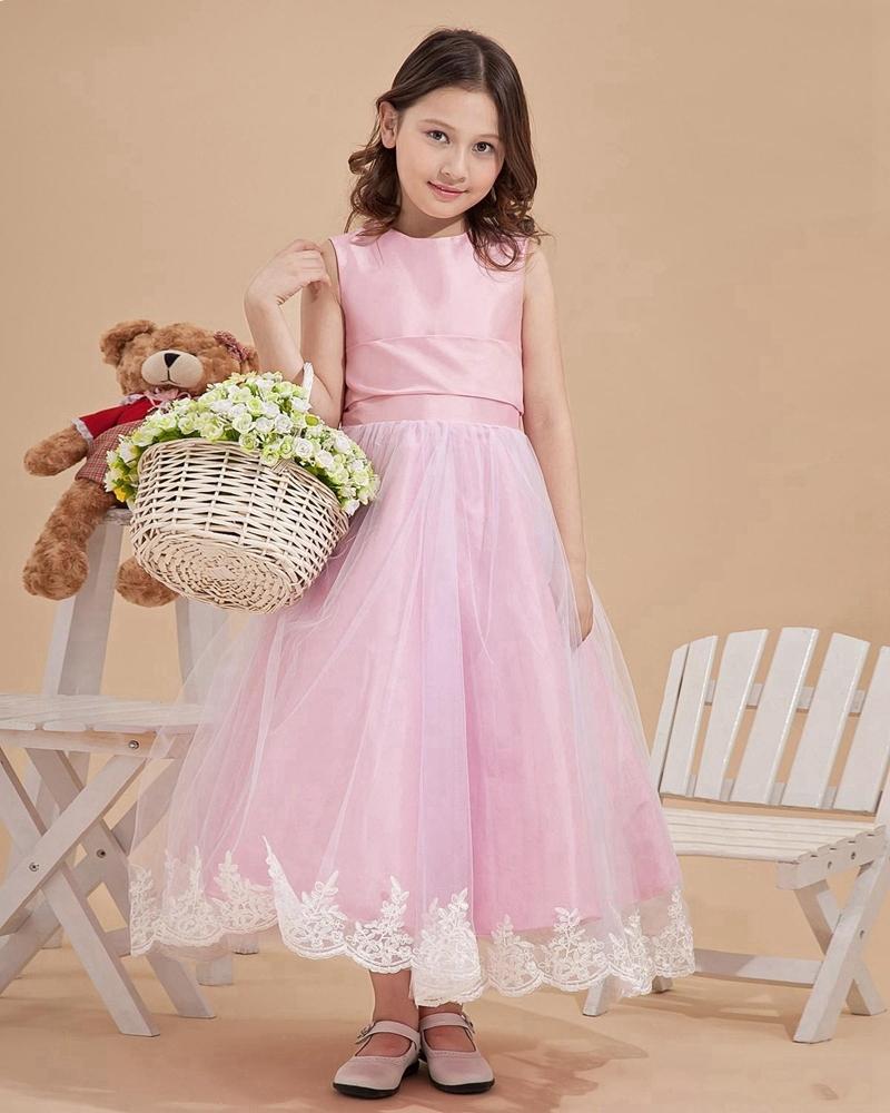 بالصور فساتين اطفال للمناسبات , فستان شياكة للبنوتة الصغيرة 1228 6