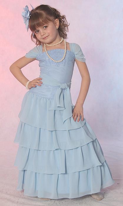 بالصور فساتين اطفال للمناسبات , فستان شياكة للبنوتة الصغيرة 1228 9