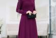 بالصور قصات فساتين محجبات , اجمل صور الفساتين للبنات المحجبة 1237 1 110x75