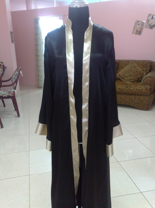 بالصور فساتين تخرج للمحجبات , بدلة للتخرج من الجامعة للبنات 1286 11
