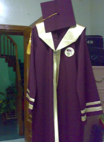 بالصور فساتين تخرج للمحجبات , بدلة للتخرج من الجامعة للبنات 1286 9
