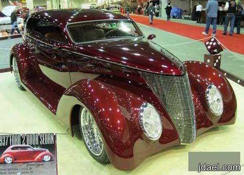بالصور صور سيارات قديمة , عربيات بشكل مميز وفريد 1437 2