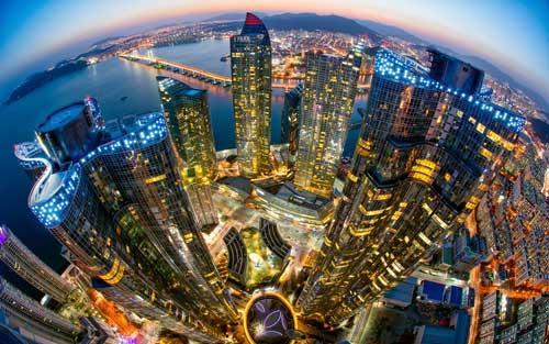 صوره صور عن كوريا , الاماكن التى توجد بكوريا