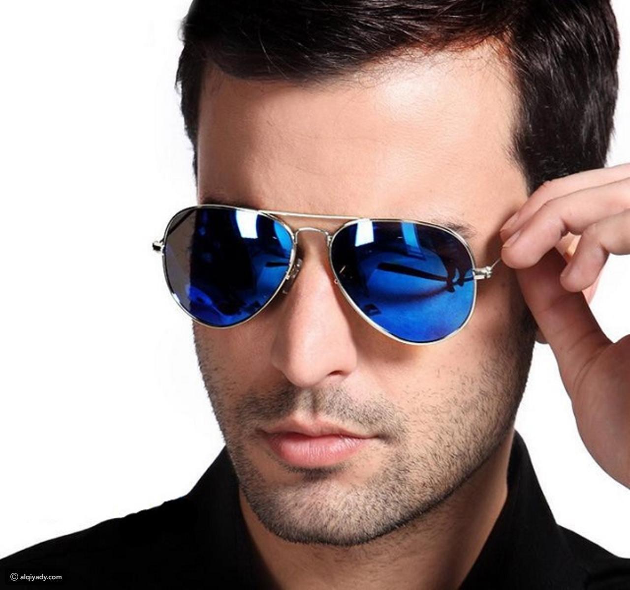 بالصور صور نظارات رجالي , نظارة رجالى شيك 1517 2