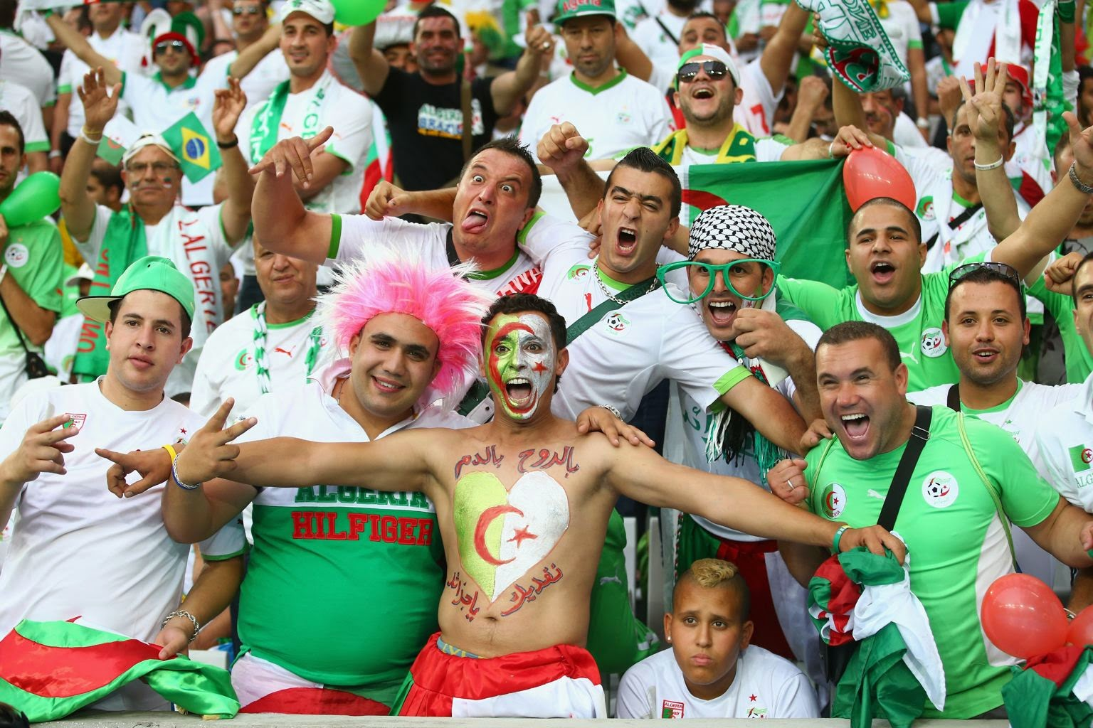 صوره صور المنتخب الوطني الجزائري , منتخب بلد المليون شهيد