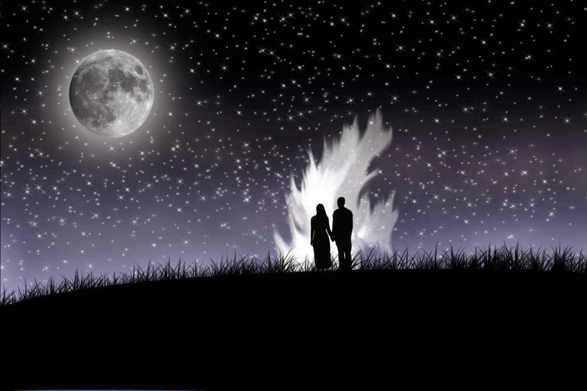 صوره صور عن الليل , الليل الهادىء