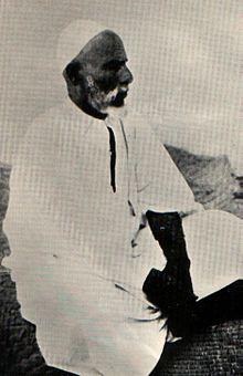 بالصور صور عمر المختار , شيخ المجاهدين 1901 8