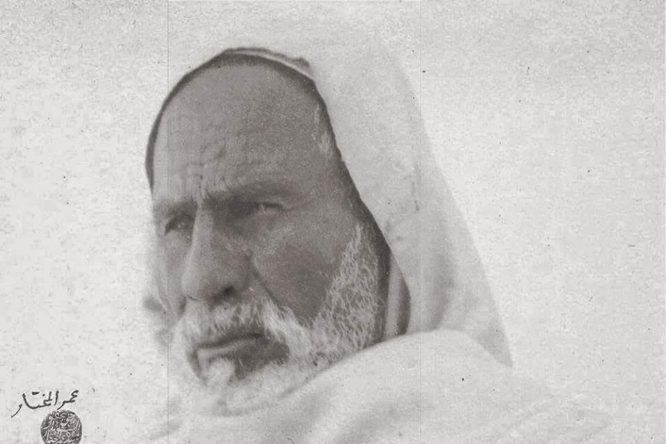 بالصور صور عمر المختار , شيخ المجاهدين 1901 9