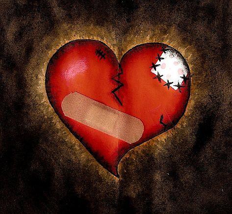 بالصور صور قلب مكسور , صور القلب المجروح 1969 8