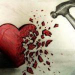 صور قلب مكسور , صور القلب المجروح