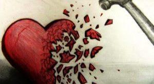 صورة صور قلب مكسور , صور القلب المجروح